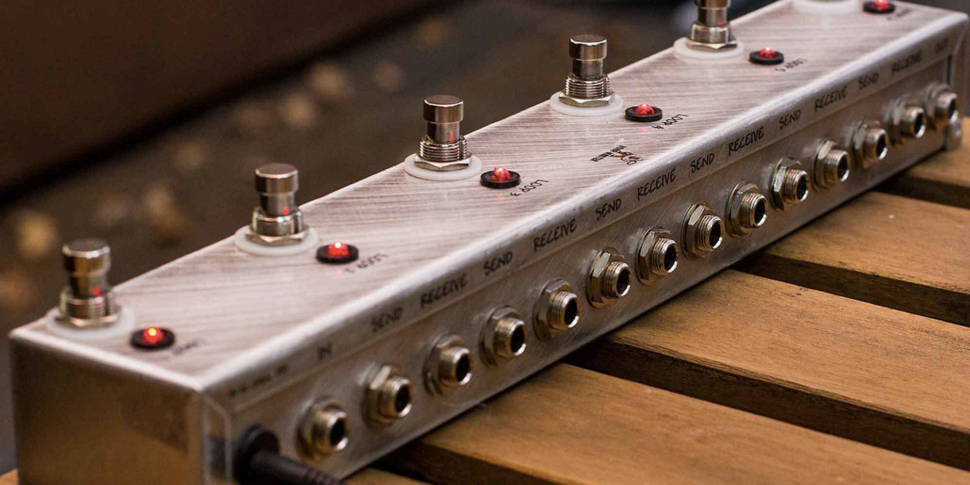 6 Steps To Building Your Complete Custom Pedalboard Rig Reverb News Byo Guitar Wiring Diagram Does Need A True Bypass Looper