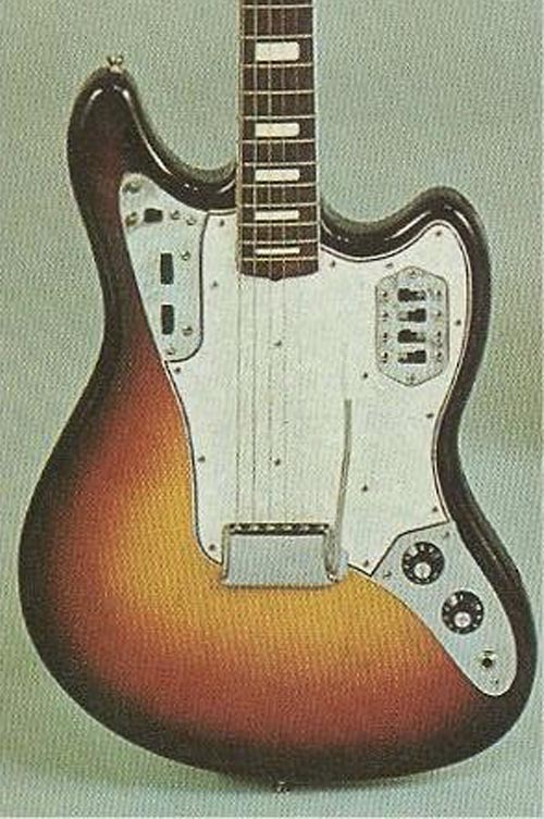 Prototype pedigrees a look at the early stages of reverb news fender marauder type i sciox Gallery