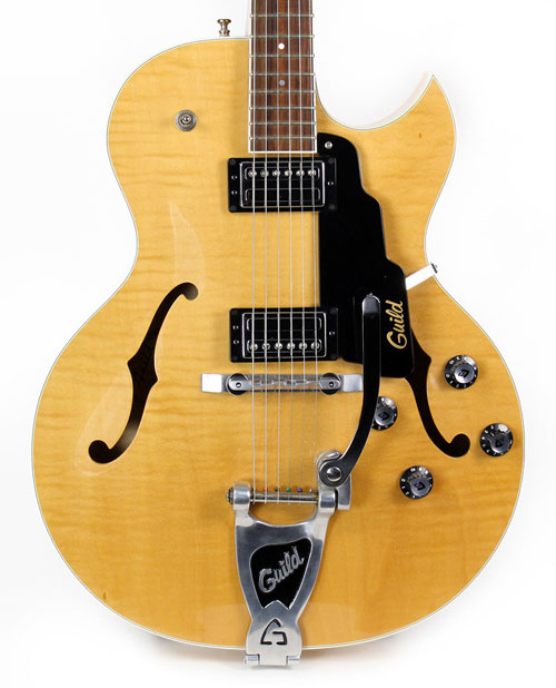 the skinny fully hollow thinline electric guitars reverb news. Black Bedroom Furniture Sets. Home Design Ideas