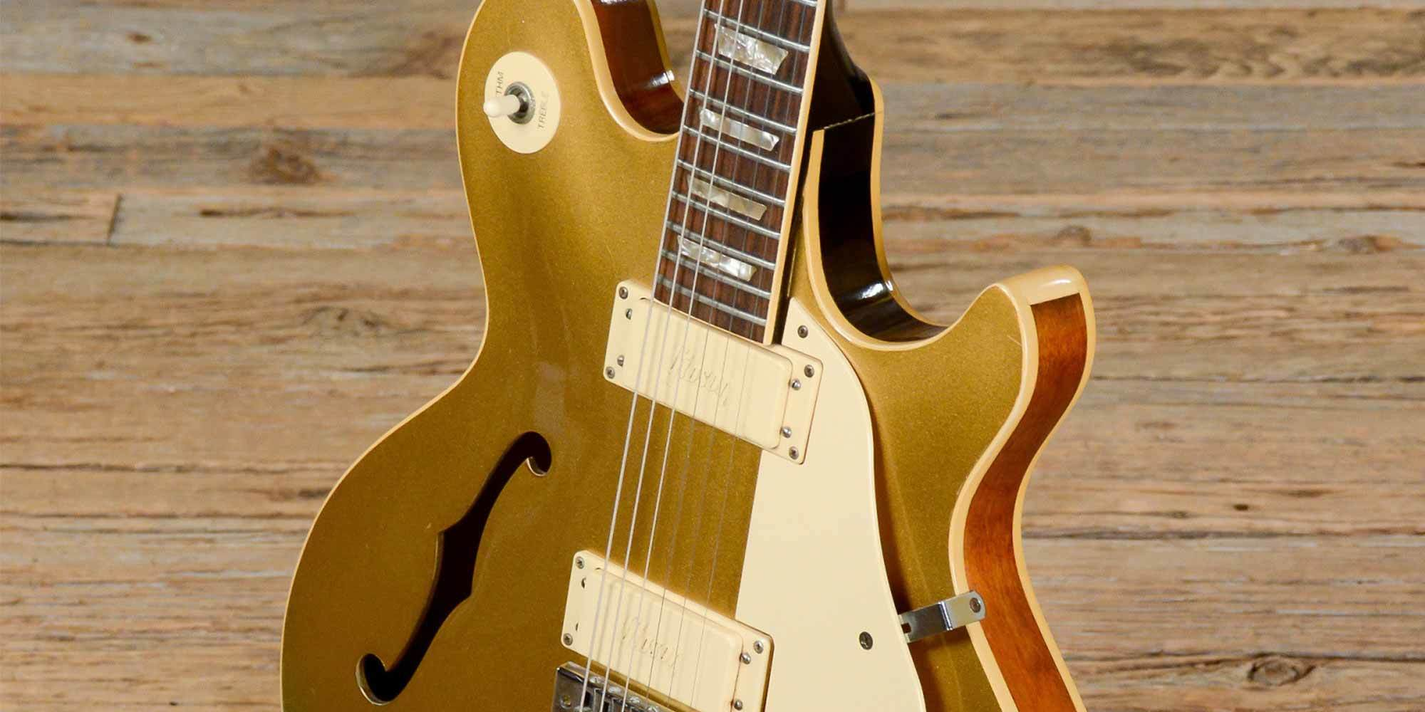 ... private collector and Norlin-era authority, John Kelley gives us the  skinny on one of the most unique instruments to ever carry the Les Paul  moniker: ...