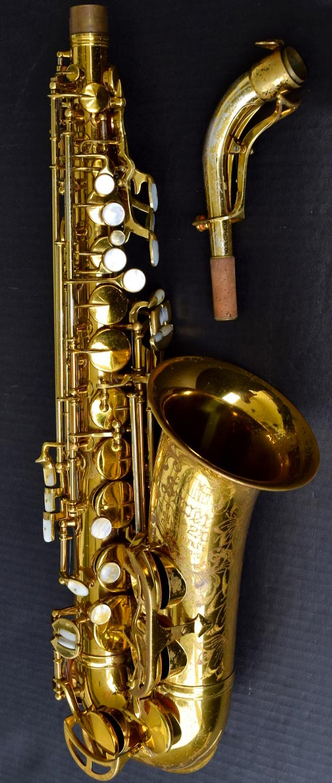 saxophone dating