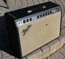 Don Felder Fender Blackface Deluxe Reverb