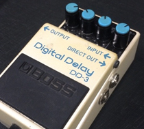Don Felder Boss DD-3 Digital Delay