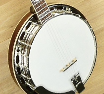 Bernie Leadon Huber VRB-75 Banjo