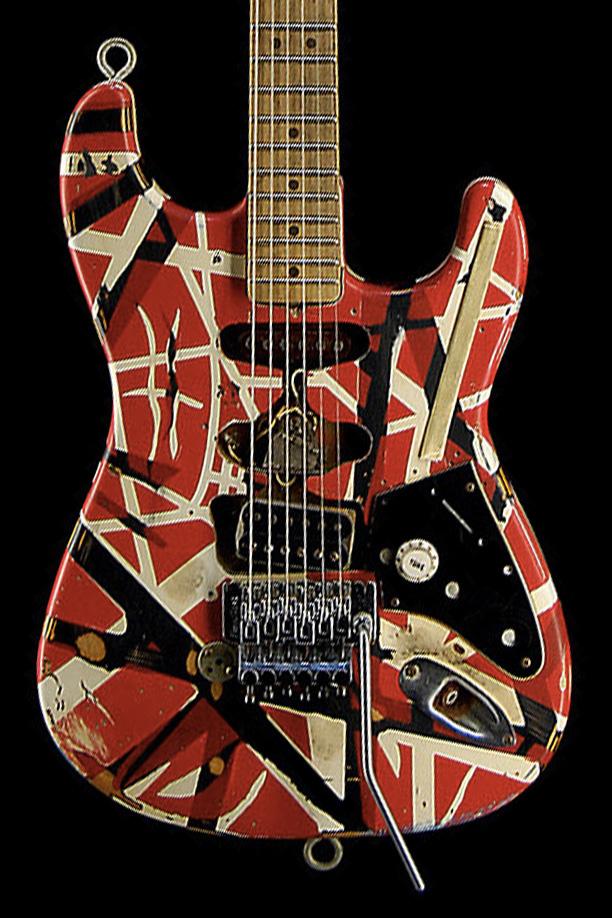 Copping The Brown Sound Of Eddie Van Halen