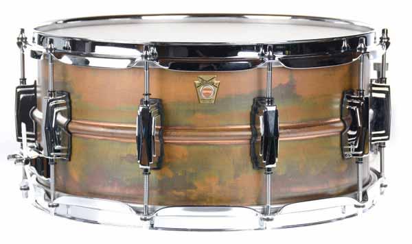 wood vs metal snare 1