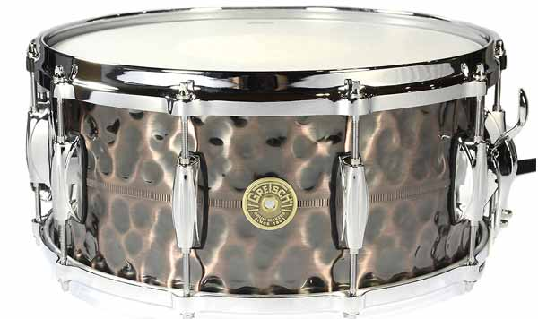 Tonal Properties of 5 Metals Used in Snare Drums | Reverb News