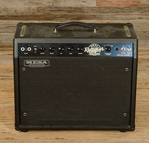 A brief history of mesa boogie amplifiers reverb for Mesa boogie blue angel