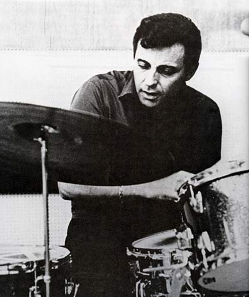 Hal Blaine His Drums Orchestra Allegro From MacArthur Park Drums A Go Go