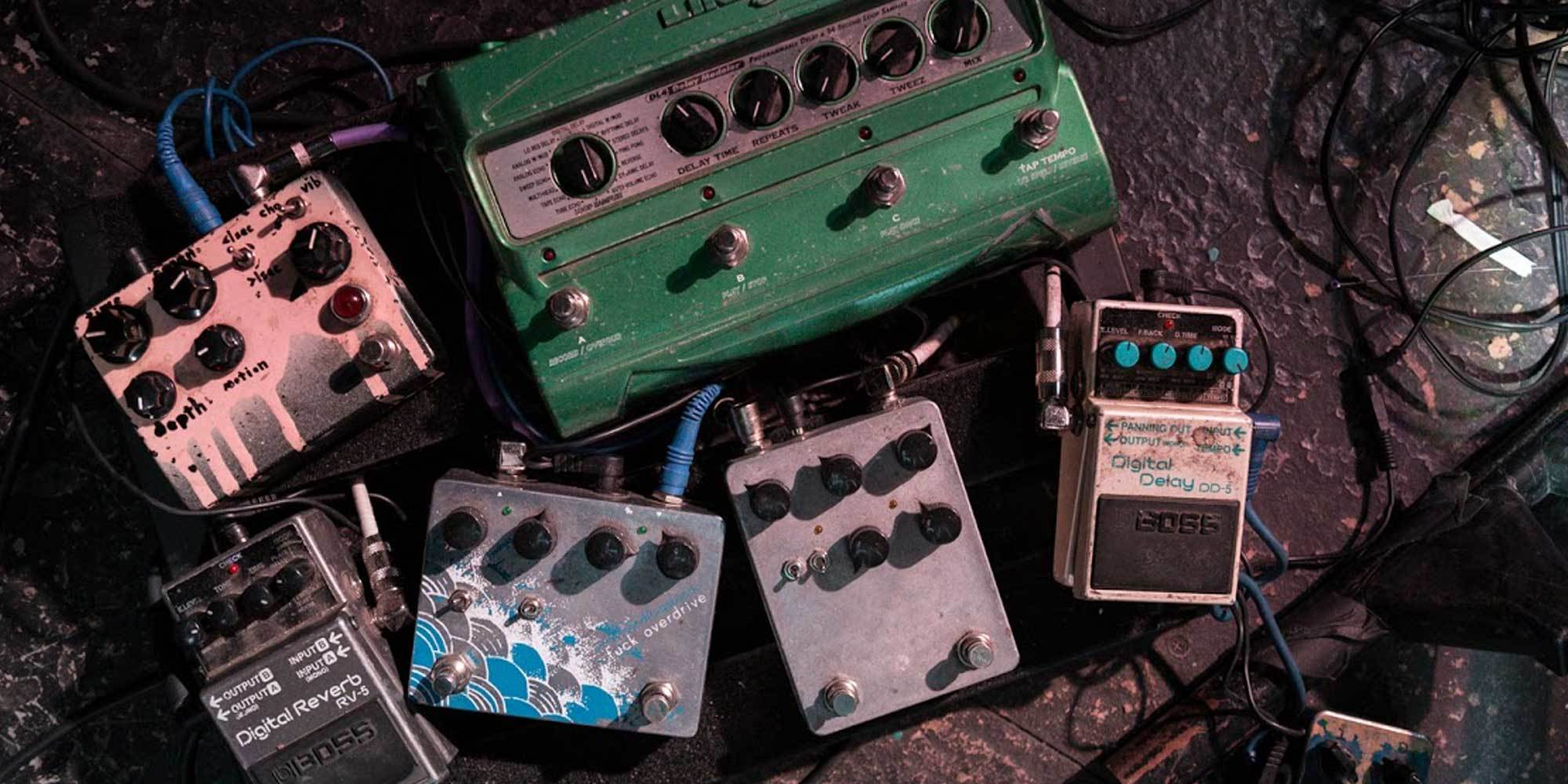 6 Steps To Building Your Complete Custom Pedalboard Rig Reverb News Wiring Diagram Guitar How Build A Post Rock