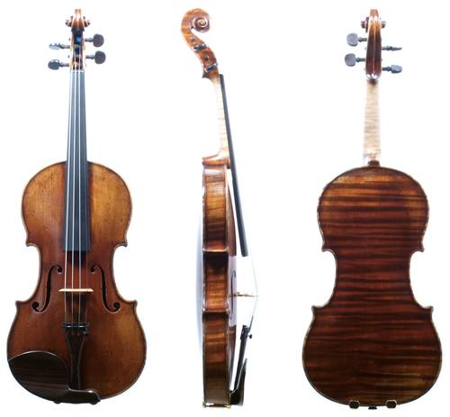 signs of a cheap violin