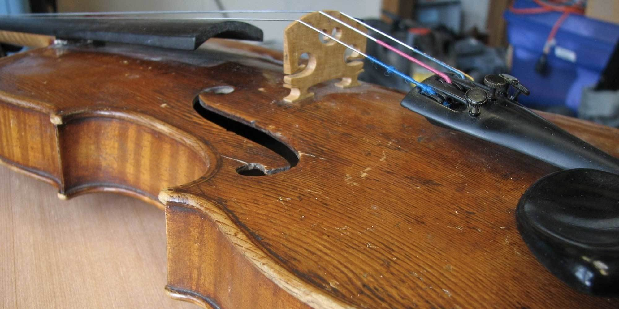An Explanation of Violin, Viola and Cello Bow Weights