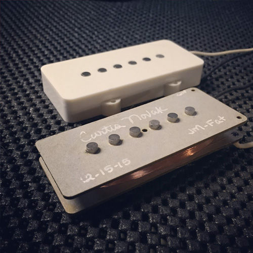 Curtis Novak Pickups