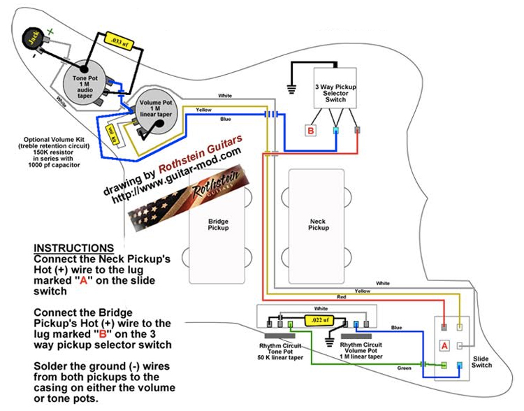 Admirable Fender Pot Wiring Diagram 2 Wiring Diagram Wiring Database Wedabyuccorg