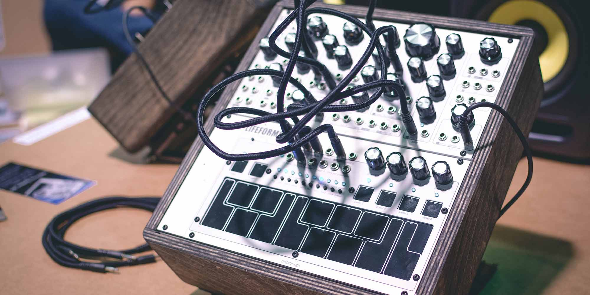 Pittsburgh Modular Lifeforms Modular Synth