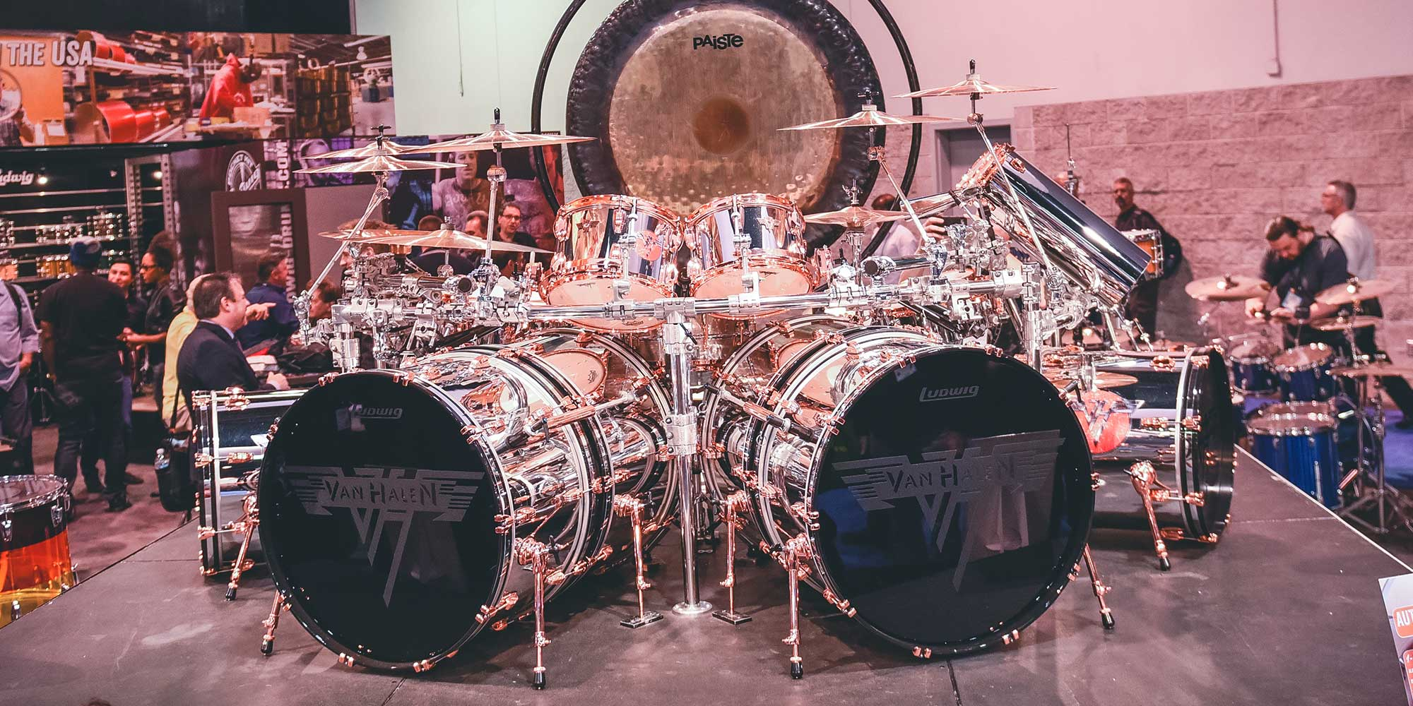 New Ludwig Kits