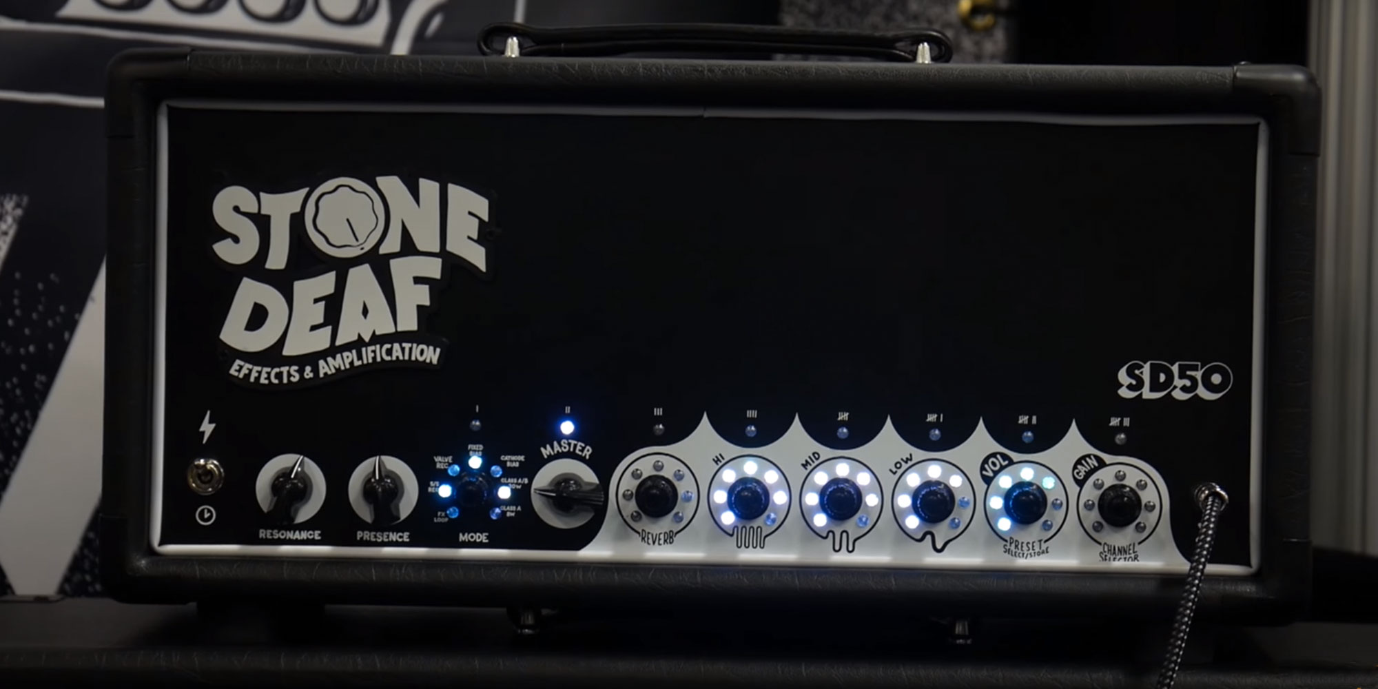 Stone Deaf SD-50 Amp