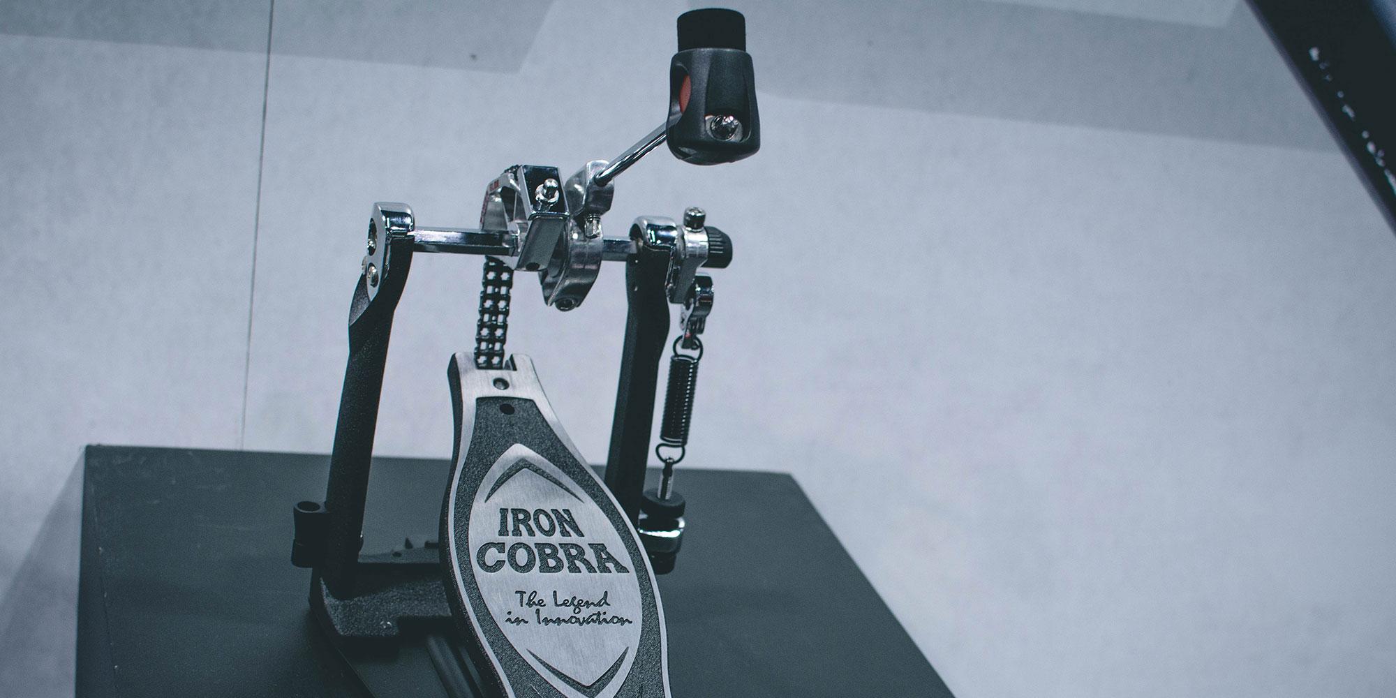 Tama Iron Cobra and New Snares