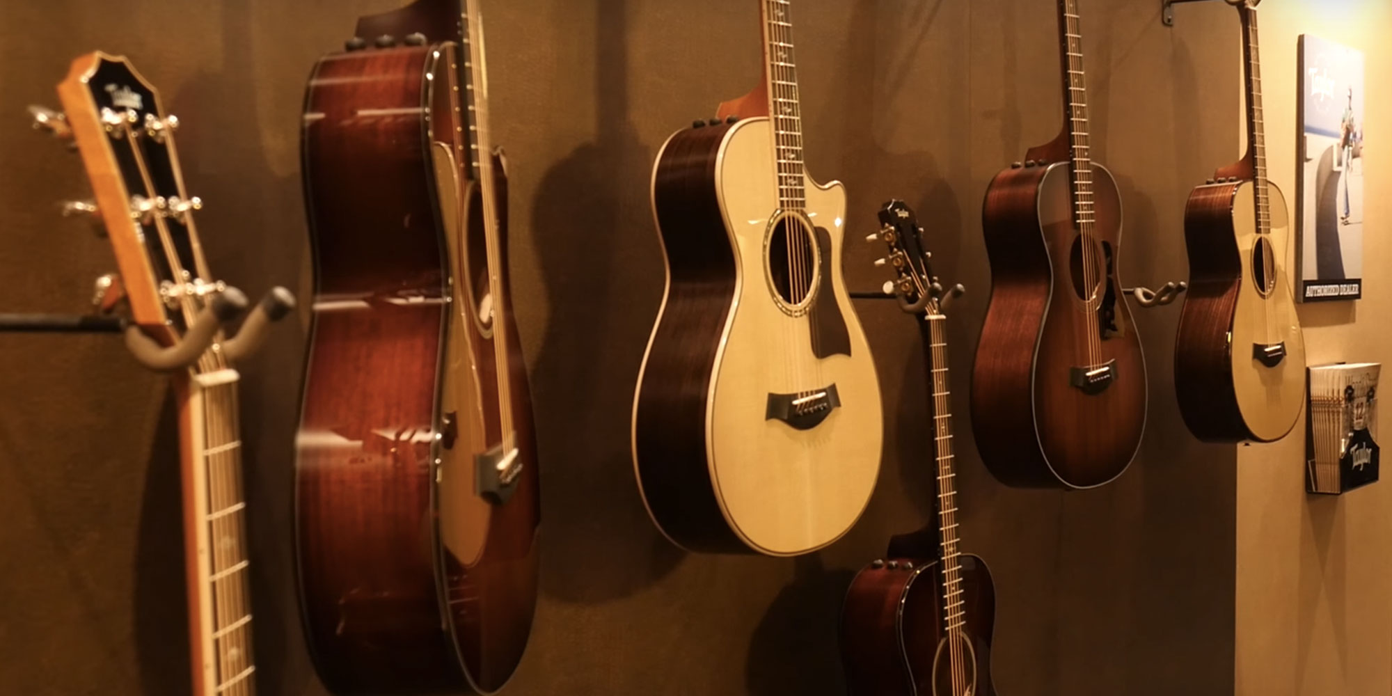 Andy from Taylor talks 12-strings and TaylorSense