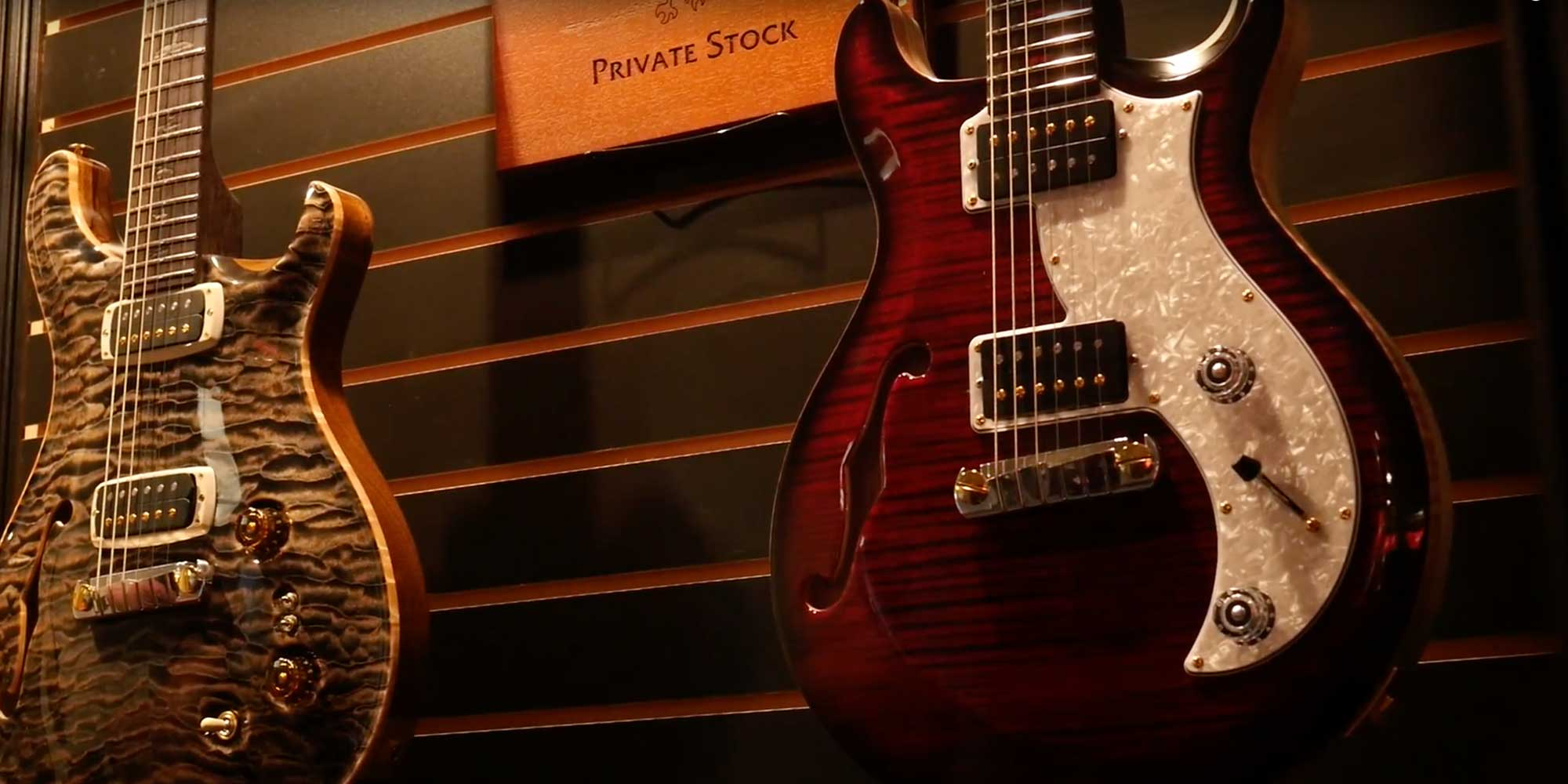 Paul Reed Smith Talks PRS