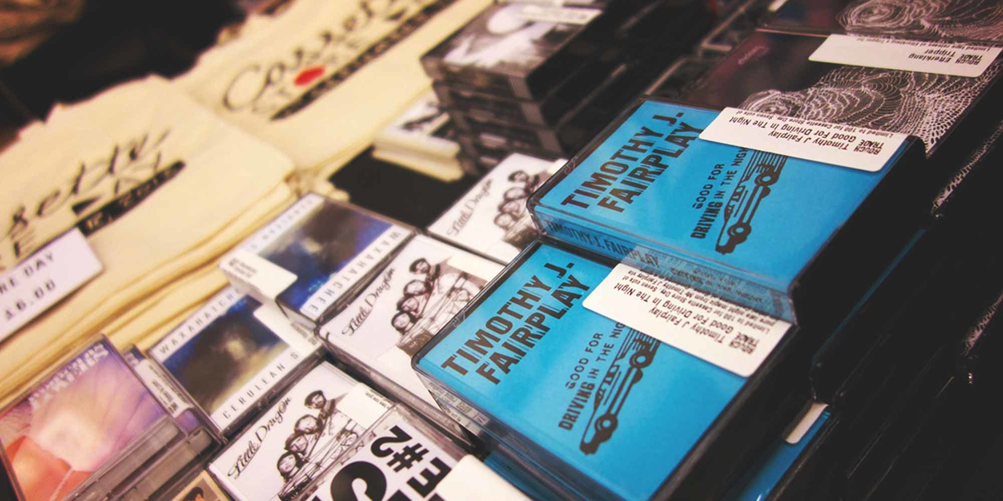 6 Reasons to Release Your Music on Cassette and CD | Reverb News