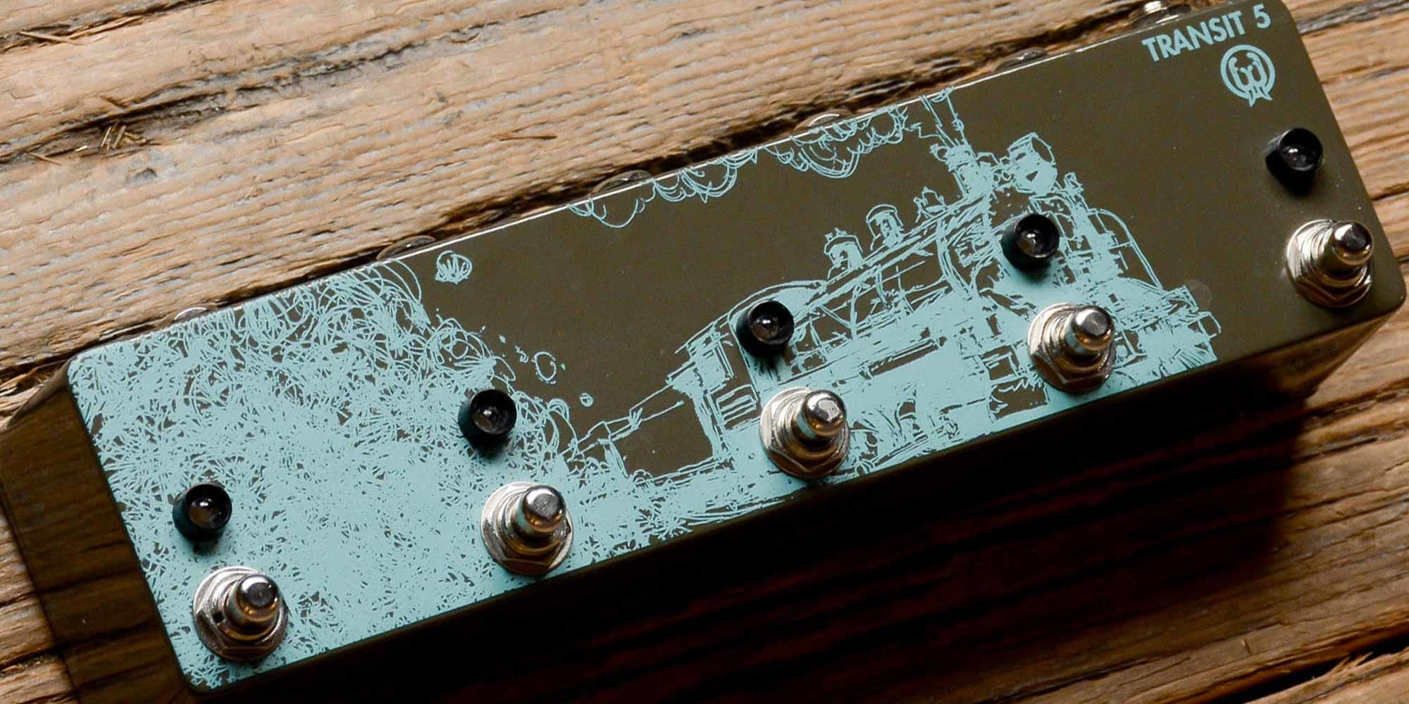 5 Misunderstood Guitar Gear Concepts Explained Reverb News Picture Of How To Make A Circuit Board Pick Onboard Effects Loops And Switchers