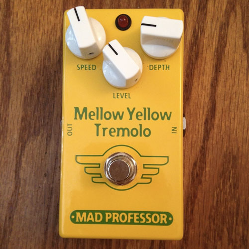 Mad Professor Mellow Yellow