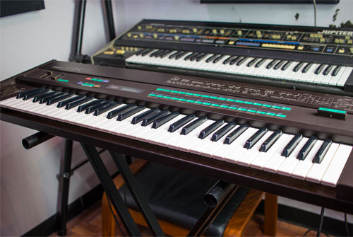 The Most Iconic Keyboard by Decade | Reverb News