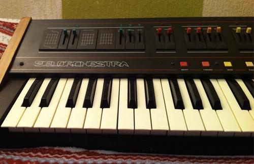 Waldorf Streichfett - String Synthesizer STREICHFETT B&H Photo