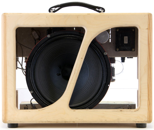 Ported Guitar Speaker Cabinet Design | MF Cabinets