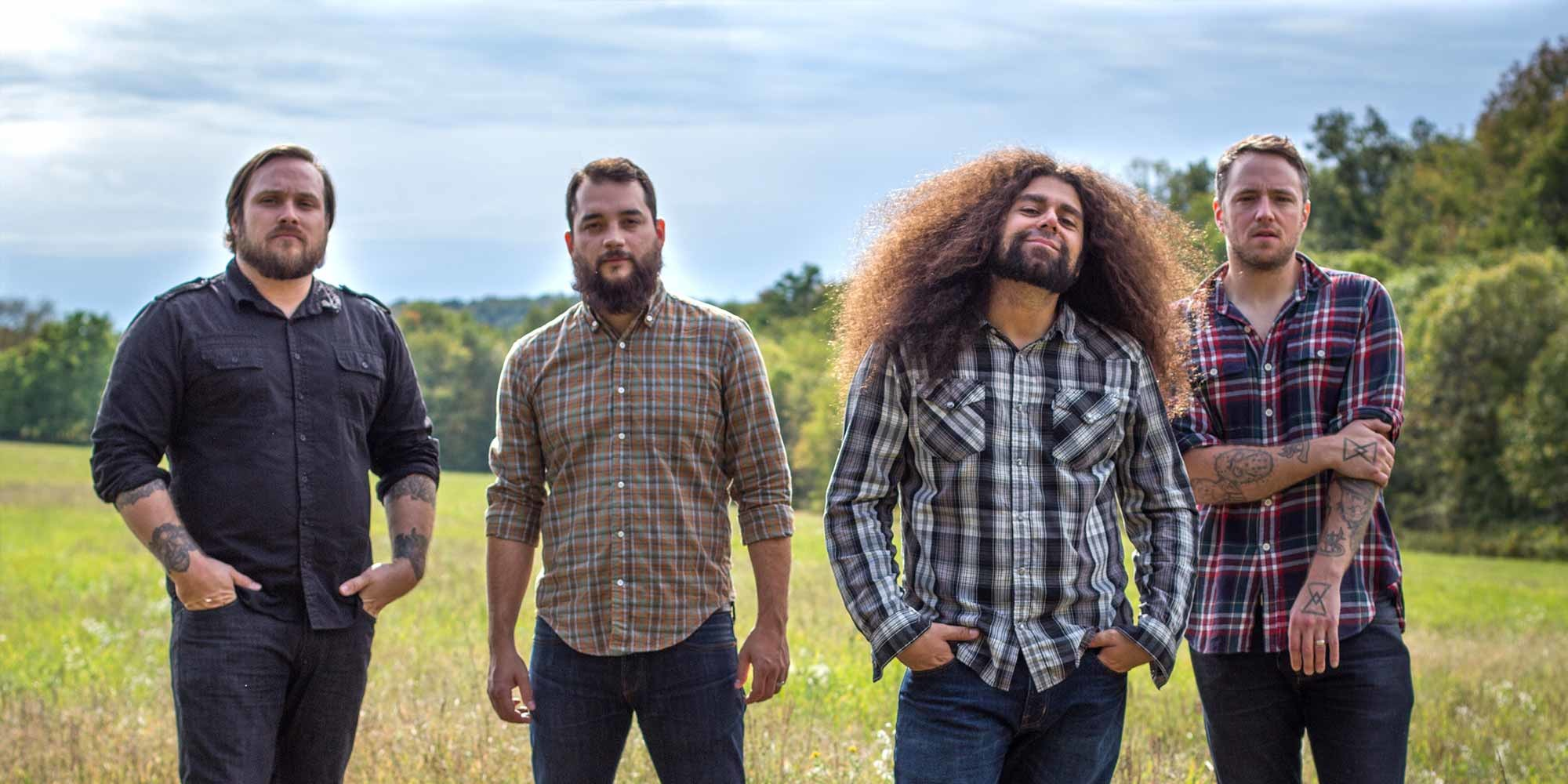 Reverb Interview: Coheed and Cambria's Travis Stever