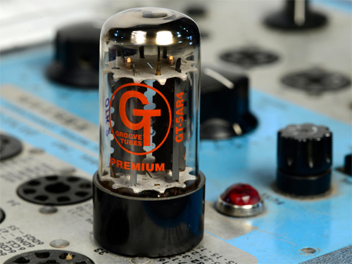 Groove Tubes GT-5AR4 GZ34 Rectifier