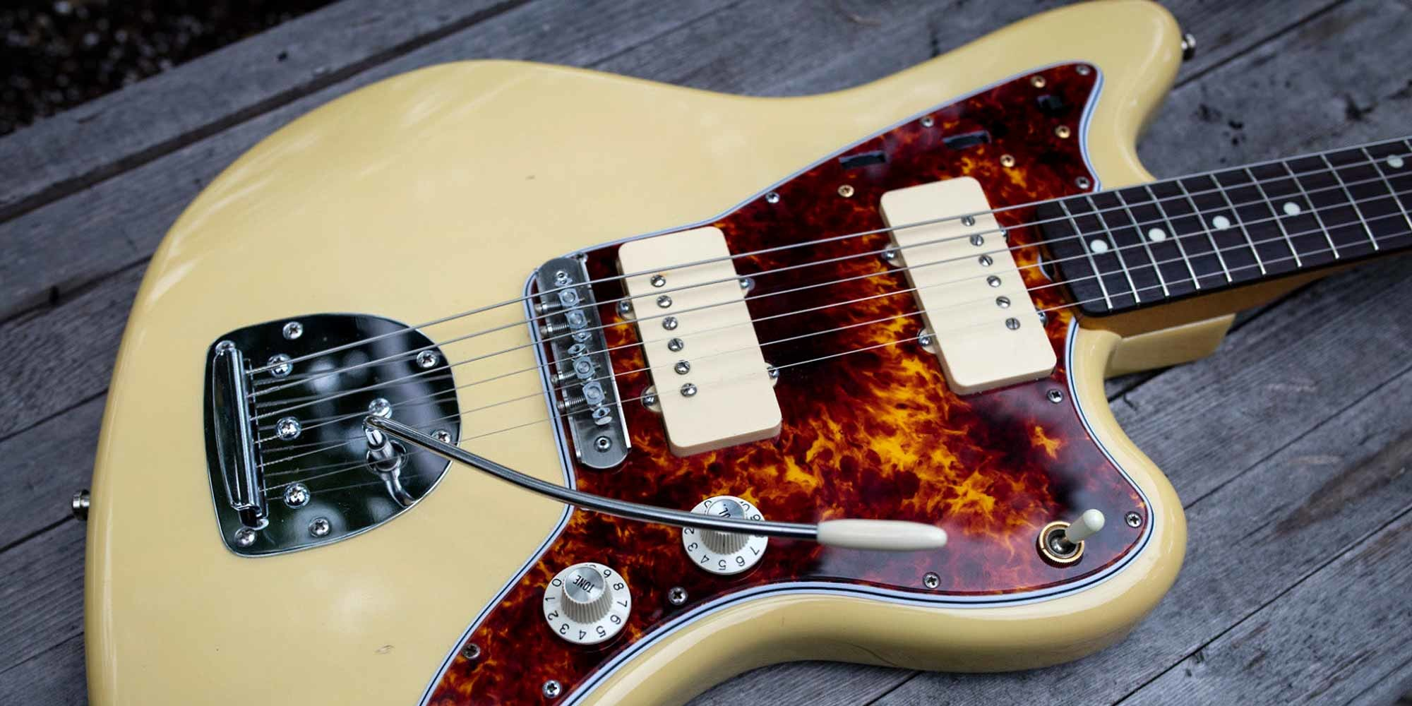 Behold The Jazzmaster Reverb News Blacktop Telecaster Wiring Mods