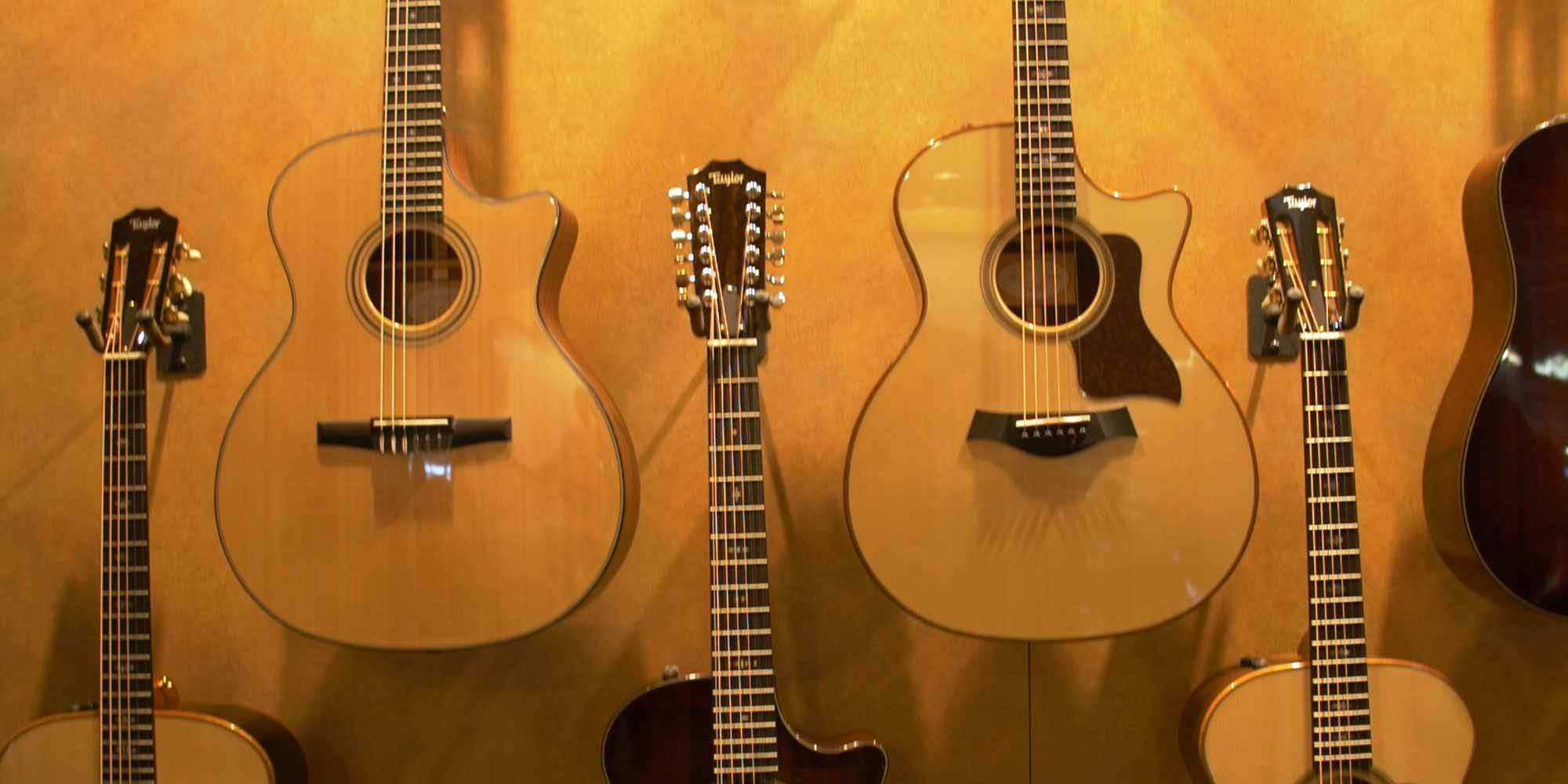 Taylor Guitars 700 Series Redesign & How Taylor Designs a New Guitar