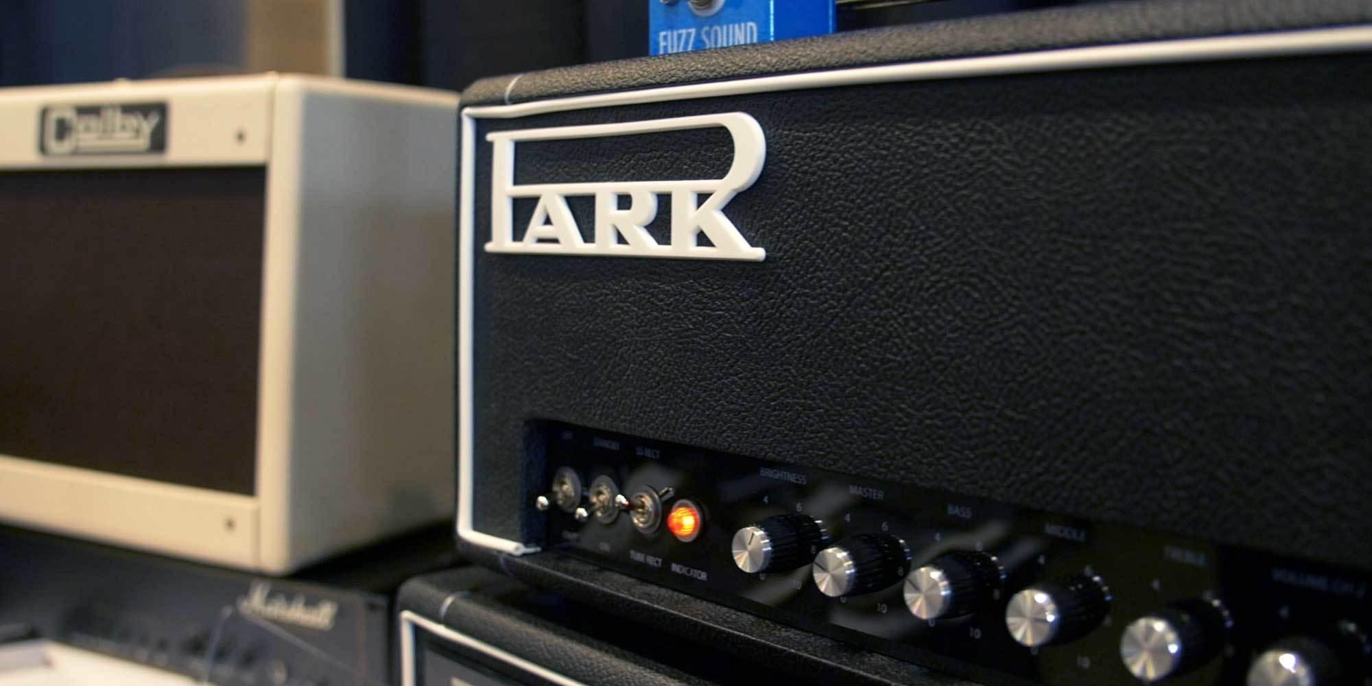 Park Amps Little Rock Amplifier