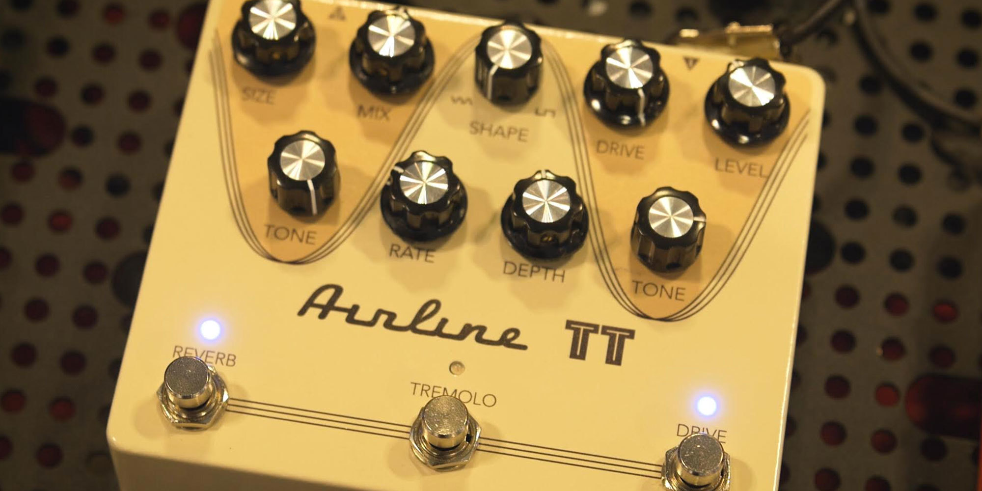 Eastwood Airline SFO Octave and TT Tremolo