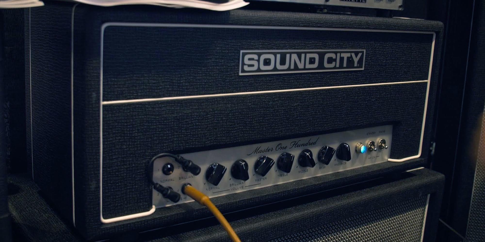 Sound City Master One Hundred Amp
