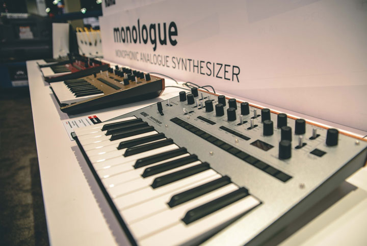 Keyboards & Synth News from Winter NAMM 2017 | Reverb News