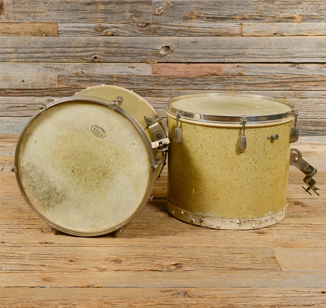 History Of The Drum Set Part I The Evolution Of The Tom Reverb News
