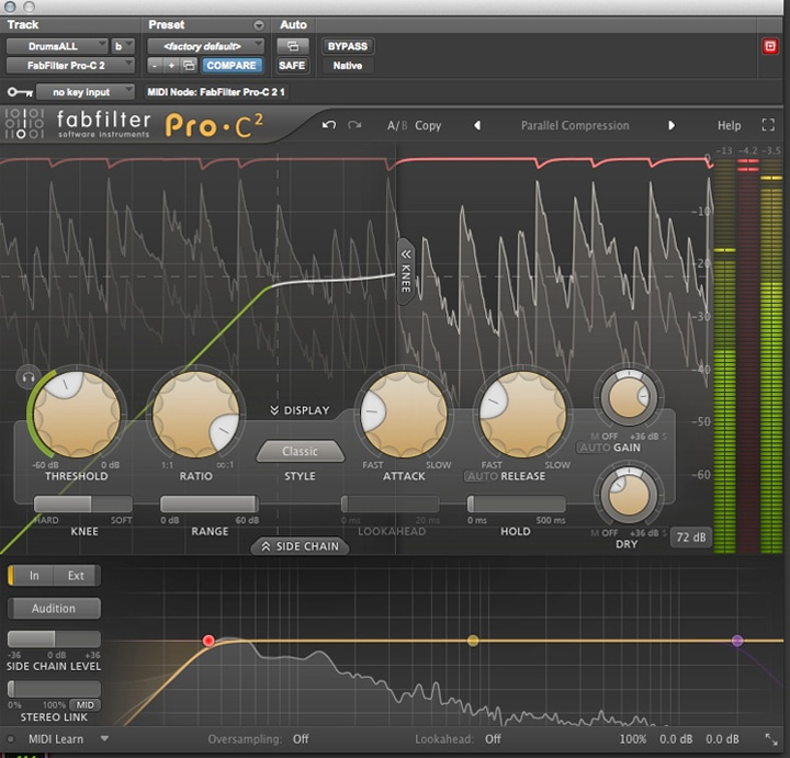 How to Make Your Drum Tracks Snap with Two-Stage   Reverb News