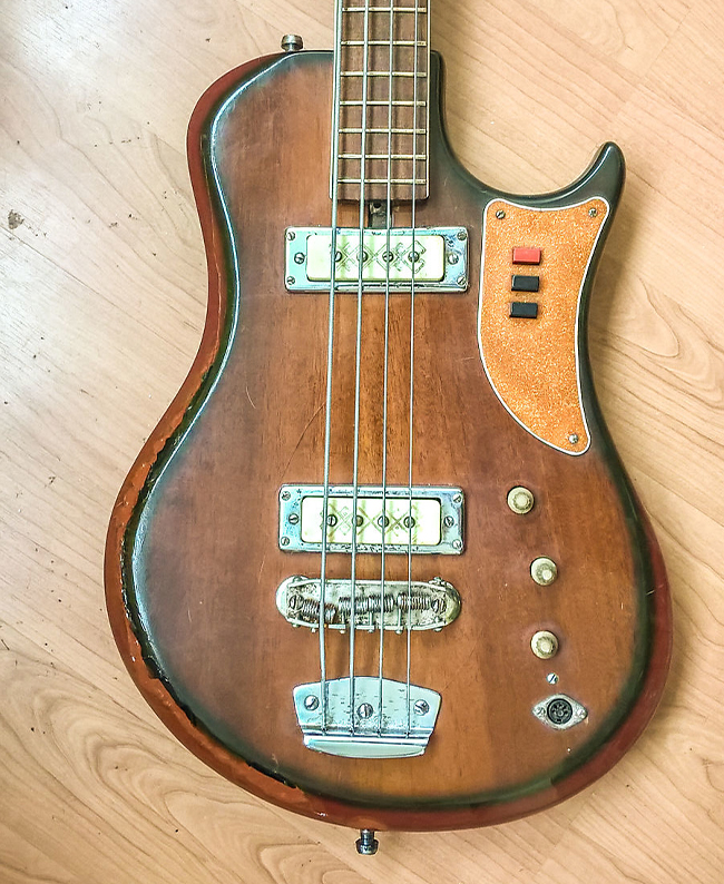 The Reverb Guide to Soviet-Era Guitars   Reverb News on