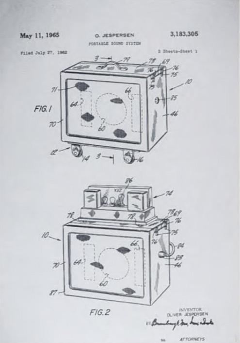 Ampeg Cabinet datant