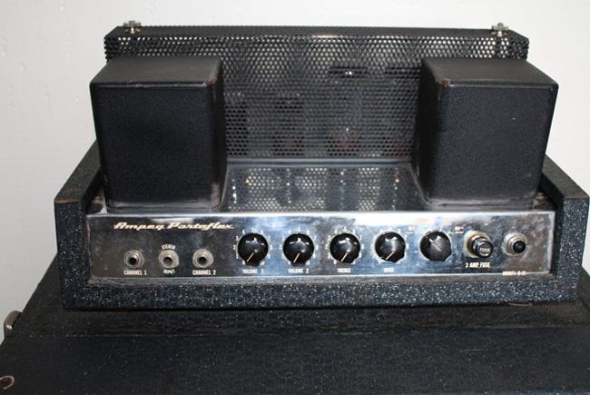 Amplificateurs Ampeg datant