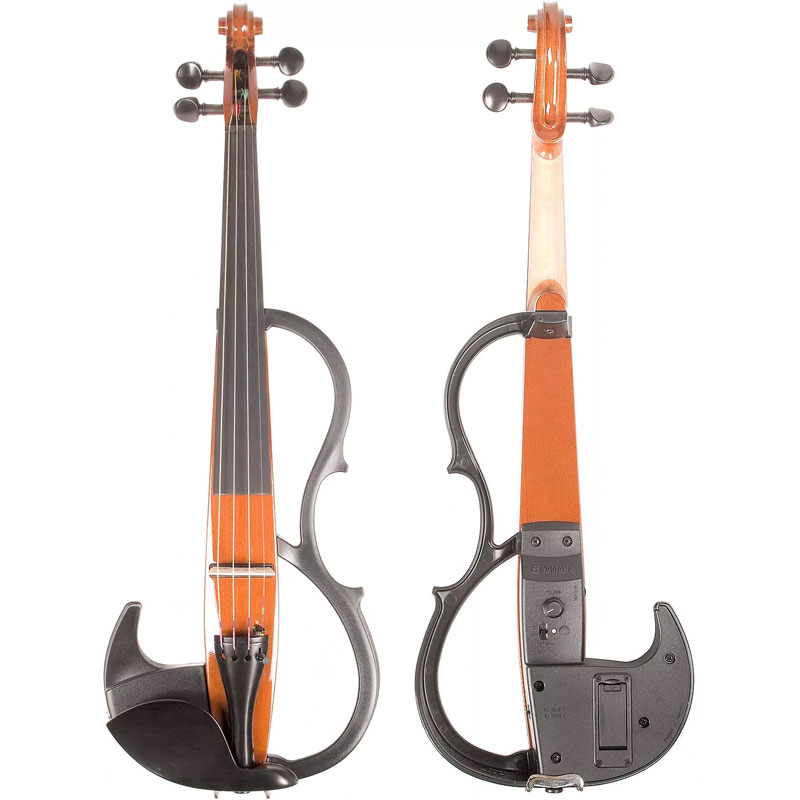 how to use an electric violin