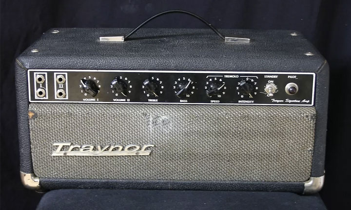 Something vintage traynor amplifiers really. agree