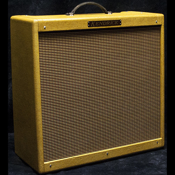 Fender Tweed Amp >> Fender Blues Deluxe Reissue 2 Channel 40 Watt 1x12 Guitar Combo
