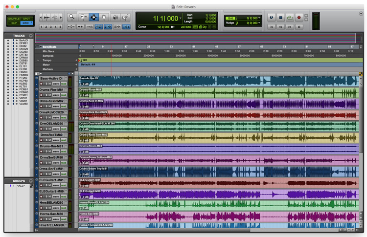 11 Tips for Managing Your Pro Tools Sessions | Reverb News