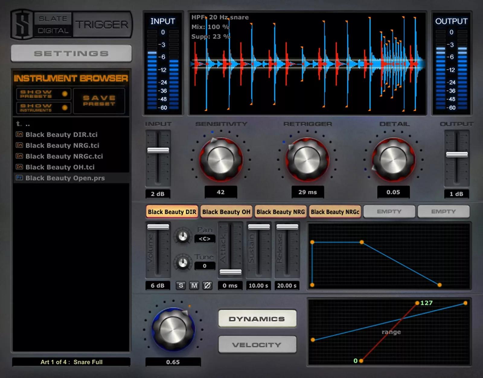 Roland RT-30K Acoustic Kick Drum Trigger