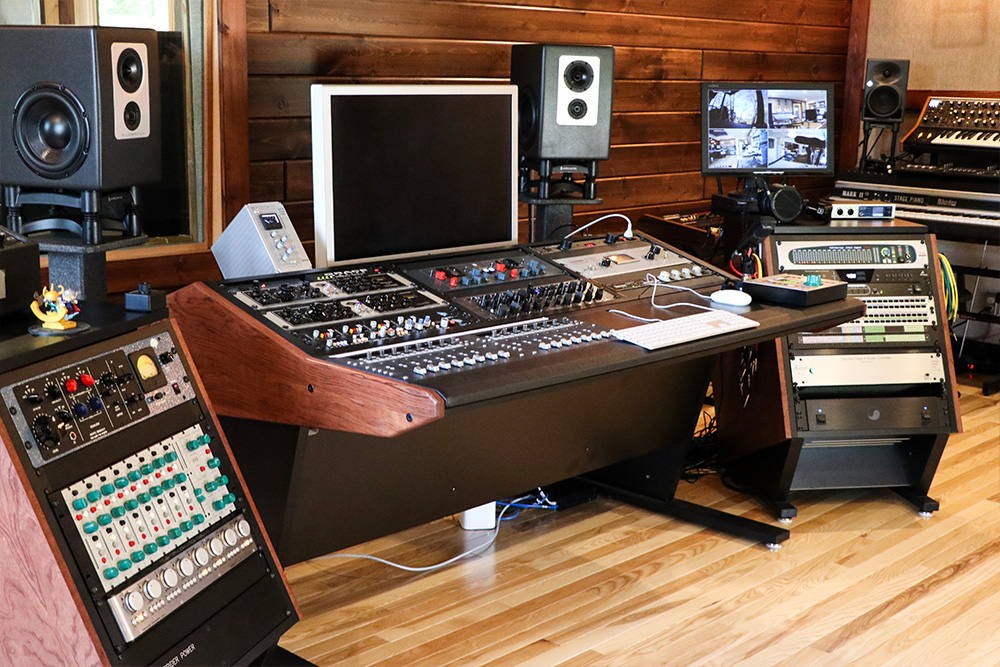 Show Us Your Space Stephen Lee Prices Home Studio Reverb