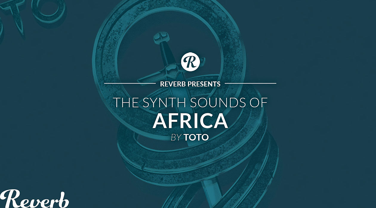 The Synth Sounds of Toto's